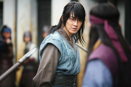المسلسل الكوري Kingdom of the winds ((مملكة الرياح)),أنيدرا